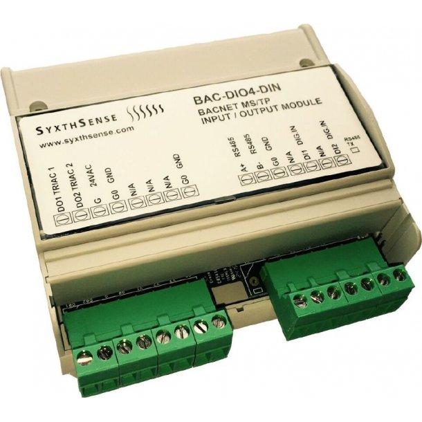 SRC 212 zone kontroller  BACnet  (til CO2)