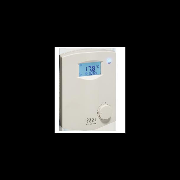 SRC200 kontroller med CO2 Temp RH% sensor MODbus