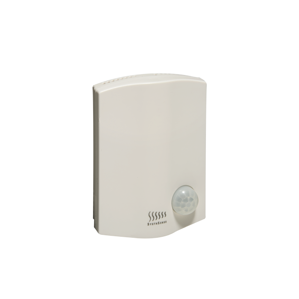 CDR kontroller med CO2 Temp og PIR/LUX sensor MODbus