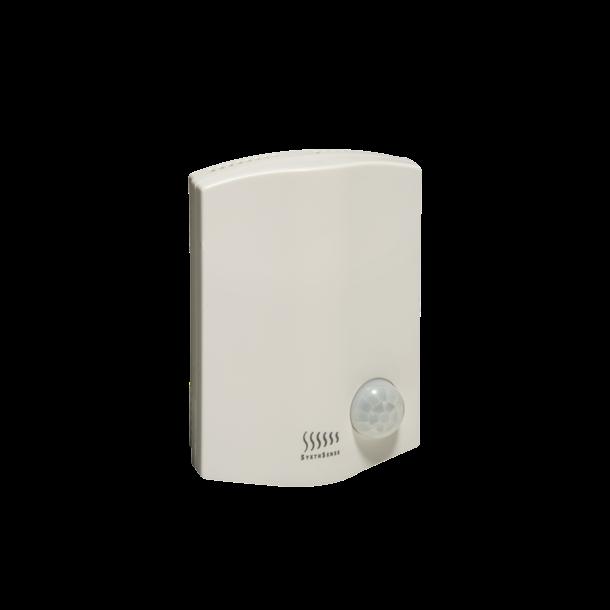 CDR kontroller med CO2 Temp RH% PIR/LUX sensor BACnet